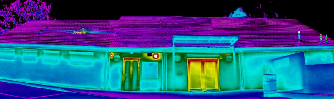 BREEAM 2011 Thermographic Survey