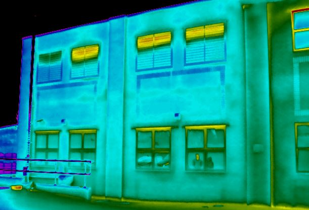 BREEAM Thermographic Survey Laboratory