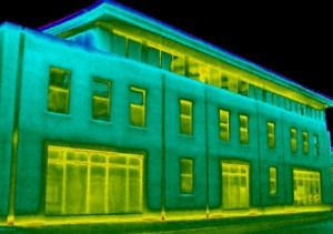 BREEAM Thermographic Survey University Building Level 2