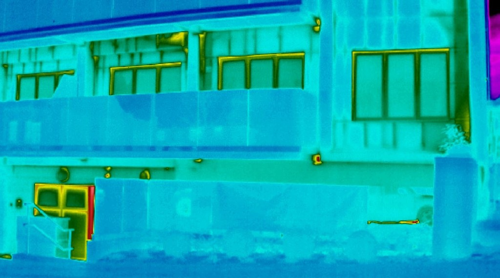 Level 2 Thermo Survey for BREEAM