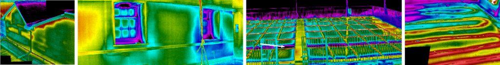 infrared thermal imaging survey services