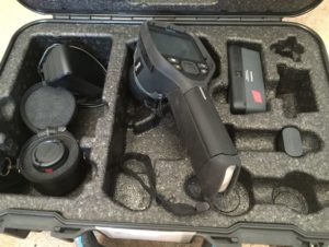 used infrared camera