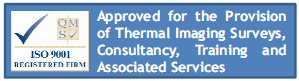 ISO Certified in Thermography Training