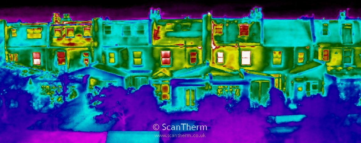 Thermal Imaging Heat Loss Surveys for Homeowners
