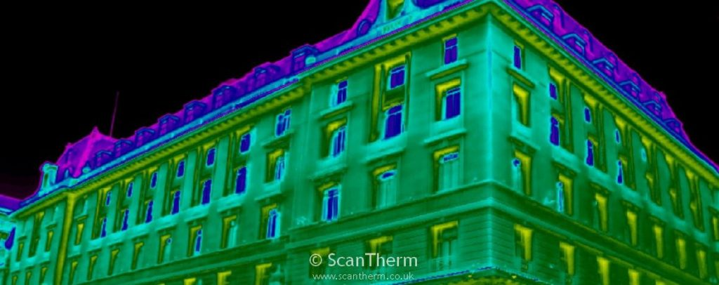 Level 2 BREEAM Thermographic Survey