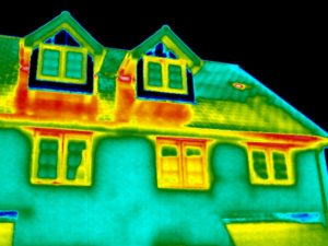 Thermographic survey HQM
